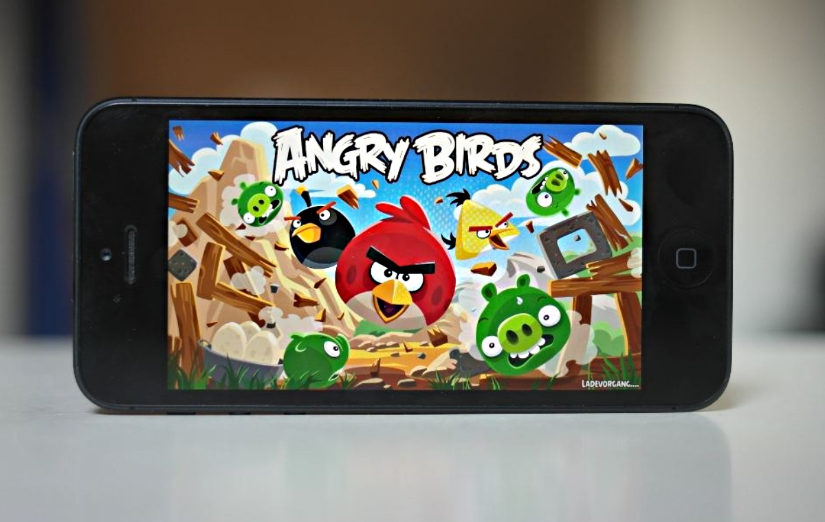 Angry Birds Header