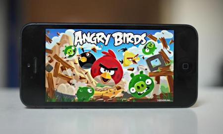 Angry Birds Header