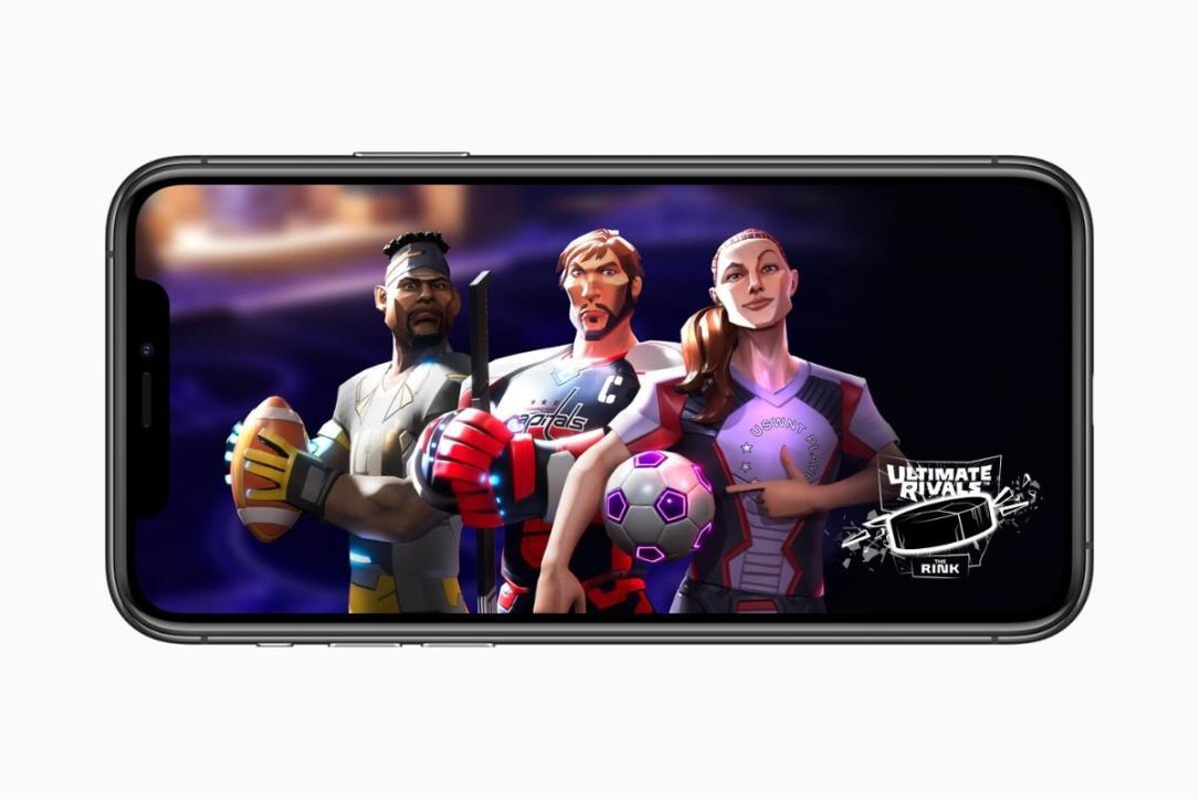Apple Arcade Ultimate Rivals