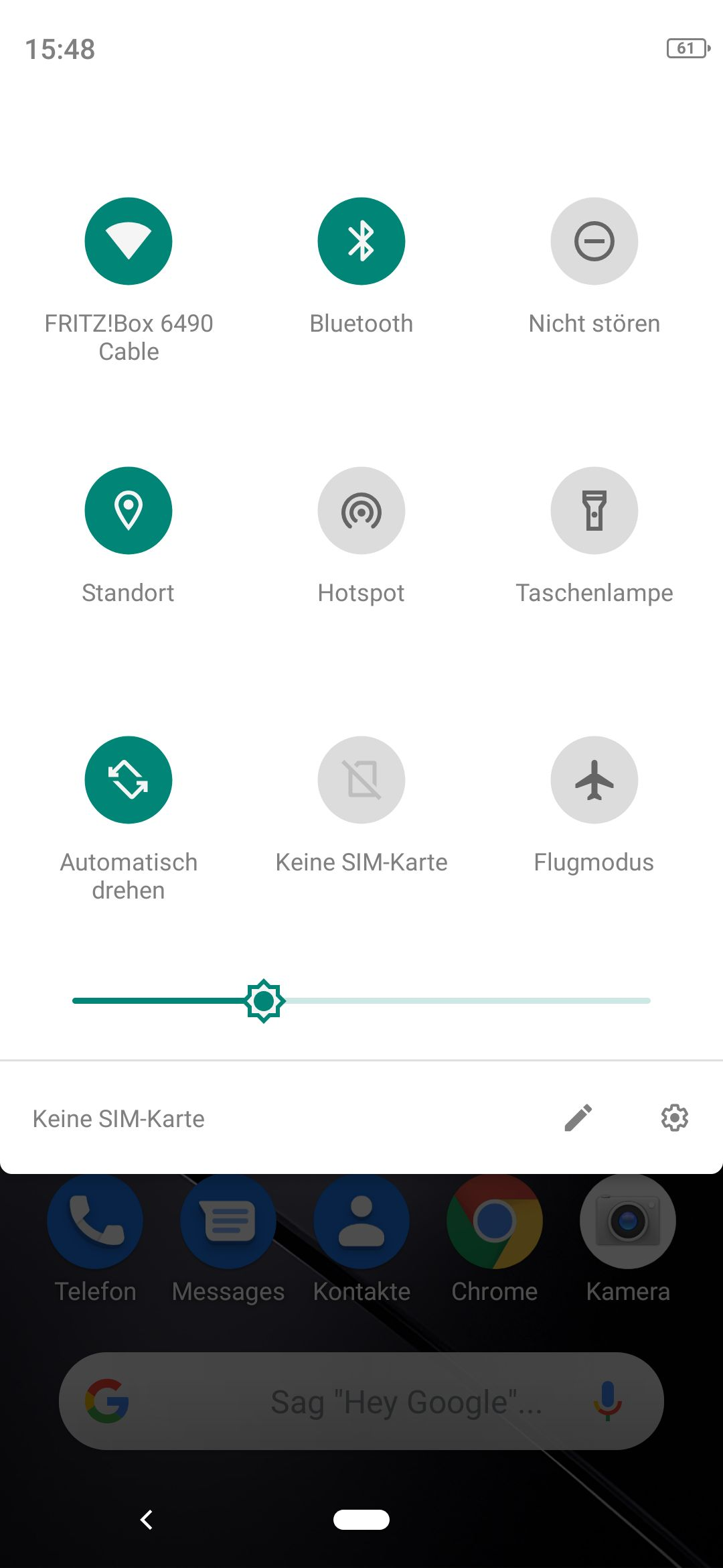 Gigaset Gs290 Quick Toggles