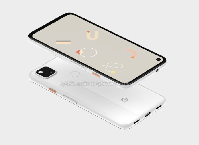 Google Pixel 4a Leak Header