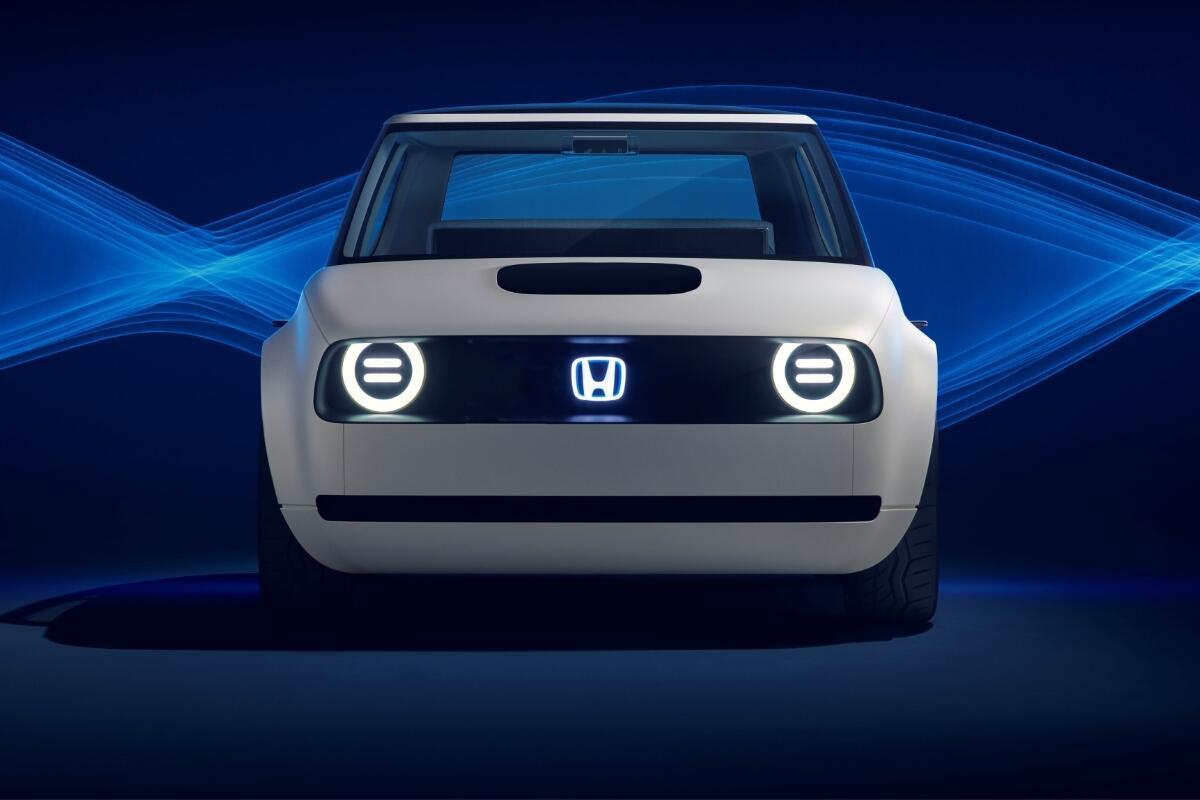 Honda Urban Ev Header