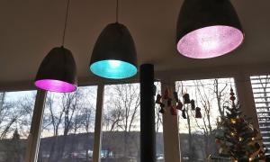 Lampux In Neuer Deckenlampe