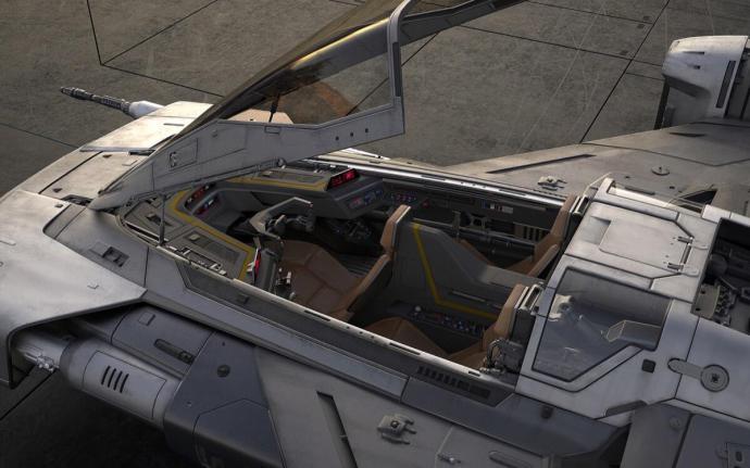 Porsche Star Wars Konzept2