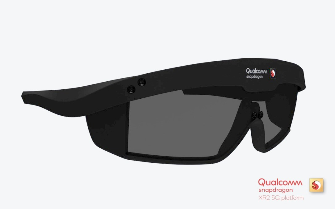 Qualcomm Ar Konzept Brille