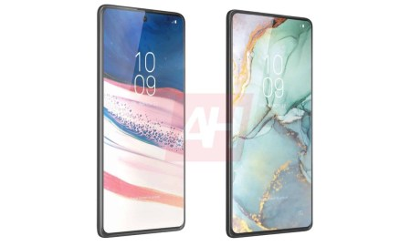 Samsung Galaxy Note 10 Lite Galaxy S10 Lite Ah Leak 01