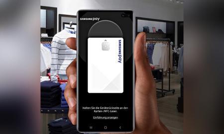 Samsung Pay Header