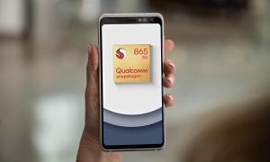 Snapdragon 865 Smartphone Header