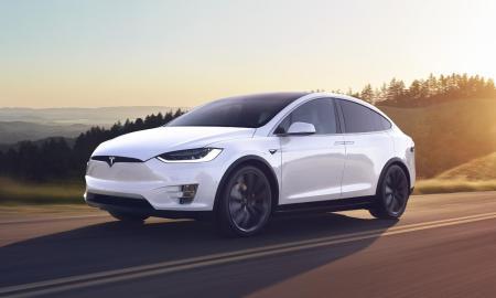 Tesla Model X Header