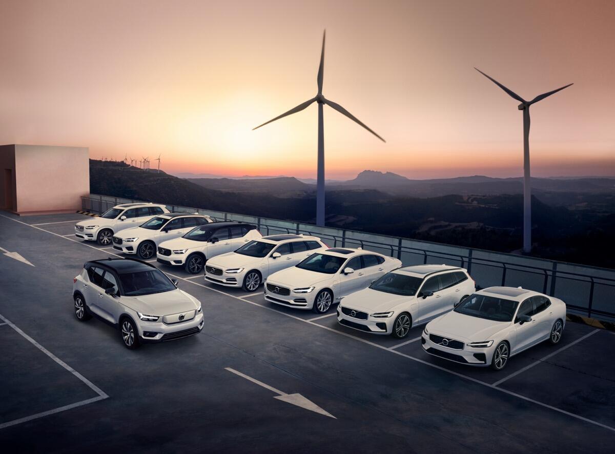 Volvo: Elektrifizierung für den deutschen Markt