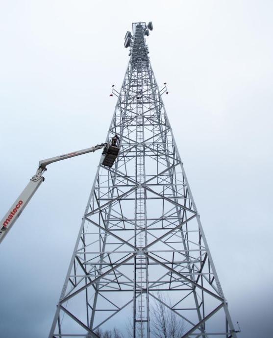 Windkraft Trifft Mobilfunk