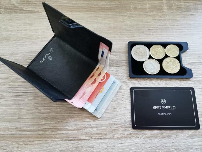 Znap Wallet Befuellt