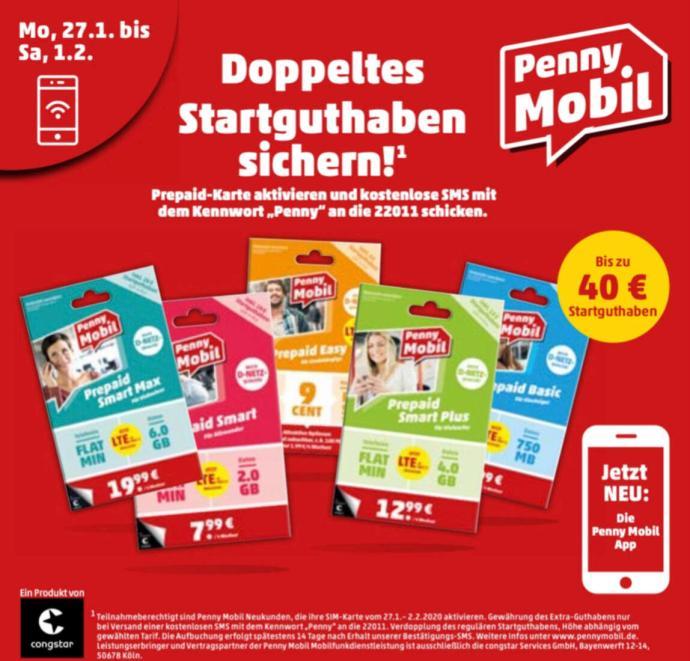 Penny Mobil Prepaid