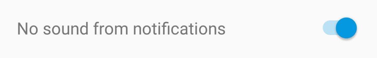 Android Auto Ton Benachrichtigungen