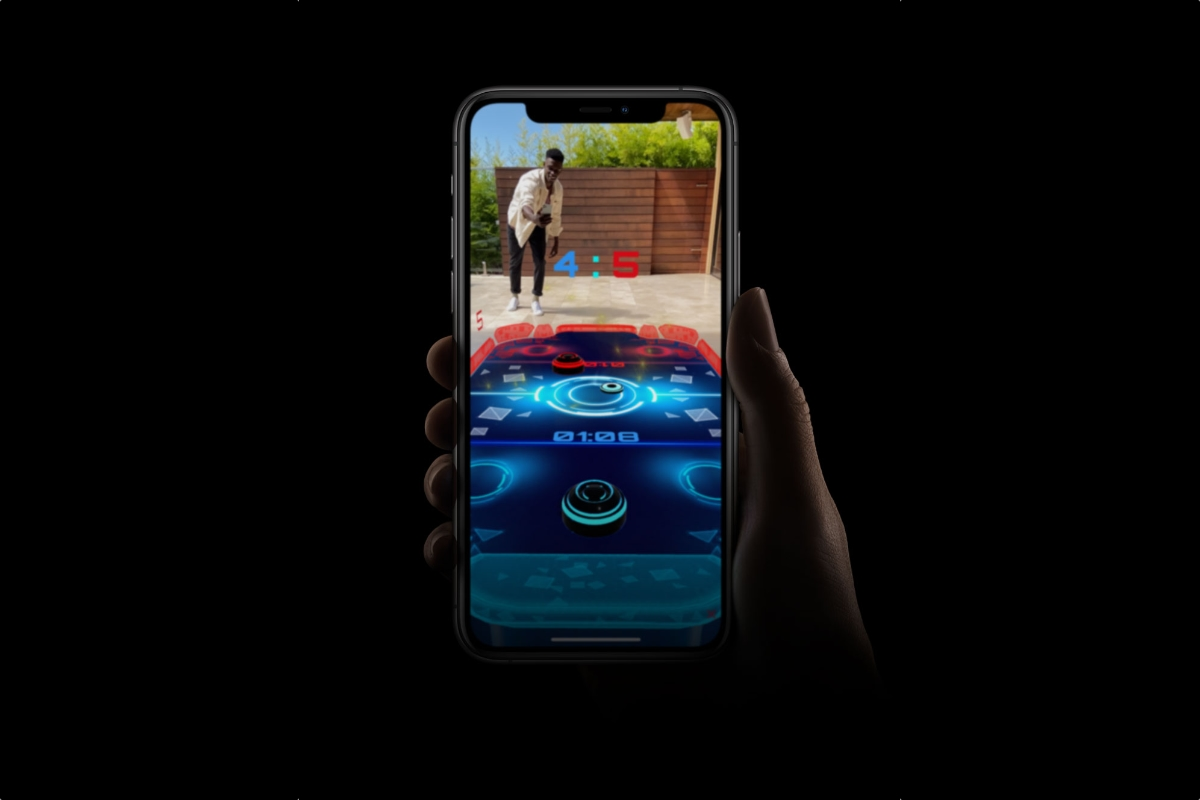 Apple Ar Augmented Reality Header
