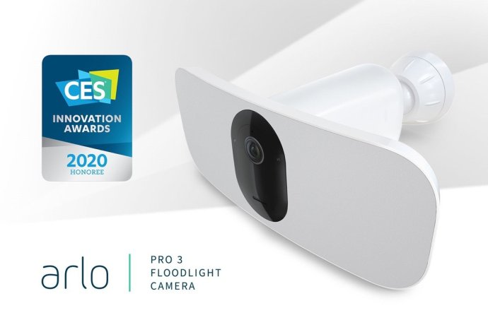 Arlo Pro 3 Floodlight Cam