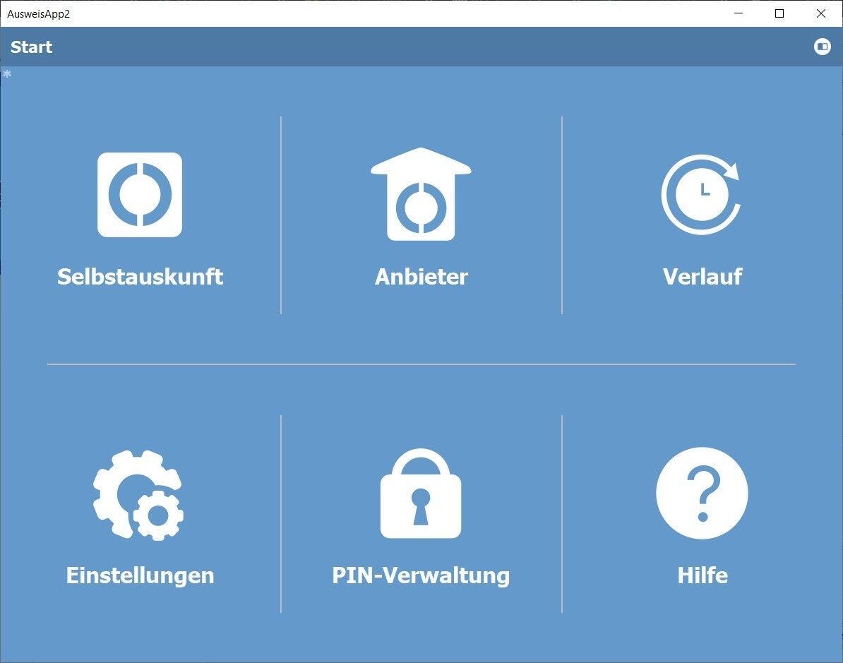 Ausweisapp2 Desktop