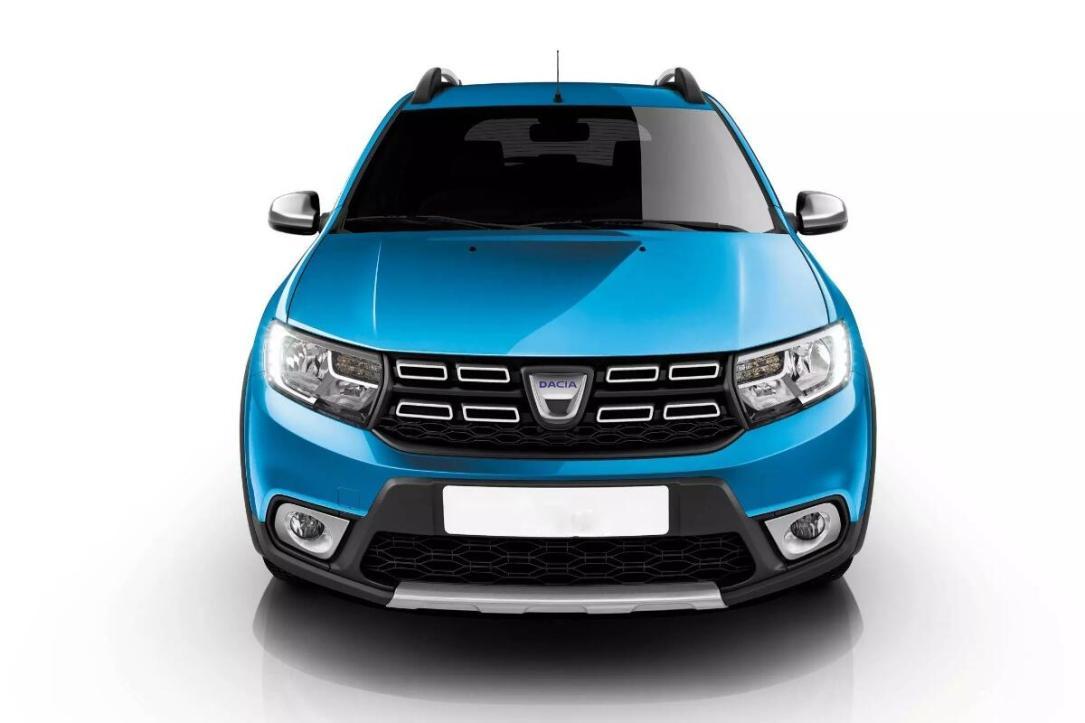 Dacia Header