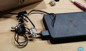 Gameox Diy Schalter Für Die Powerbank