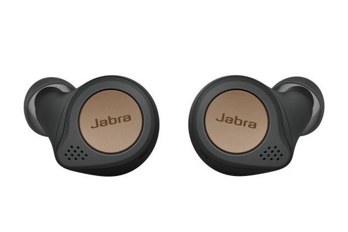 Jabra Elite Active 75t Schwarz Kupfer