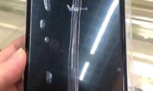 Lg V60 Back Leak