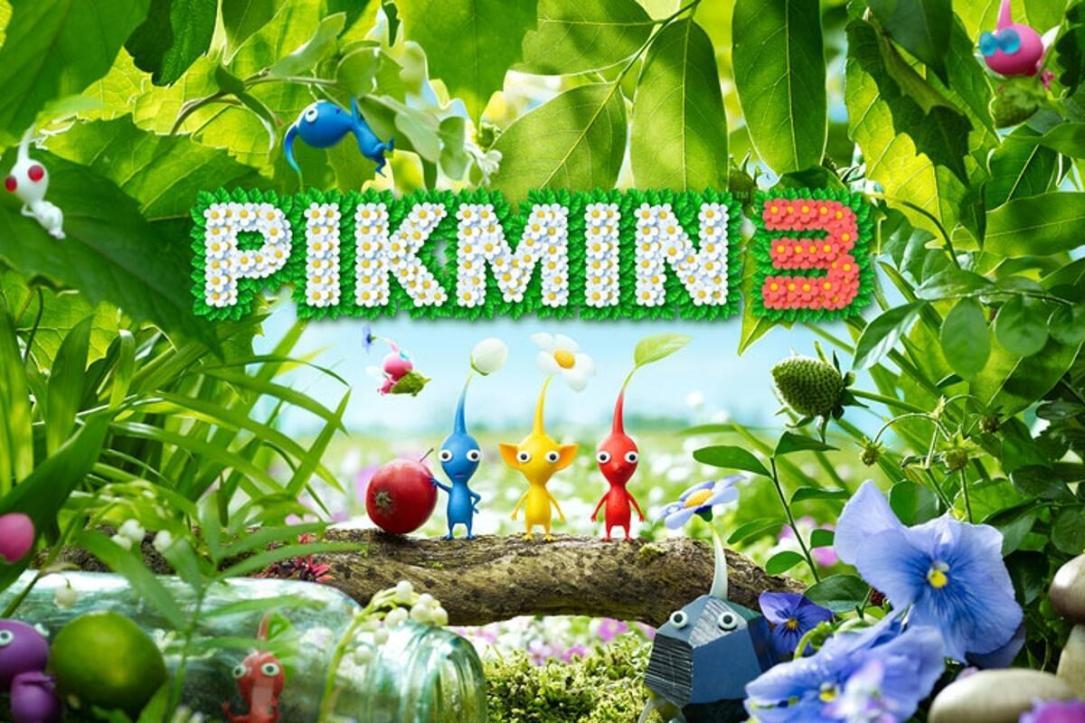Nintendo Pikmin 3