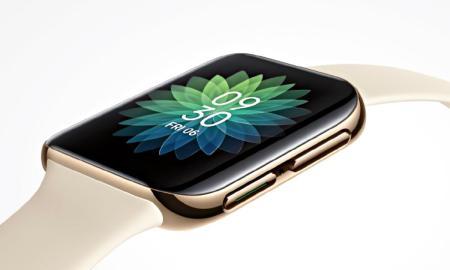 Oppo Smartwatch Header