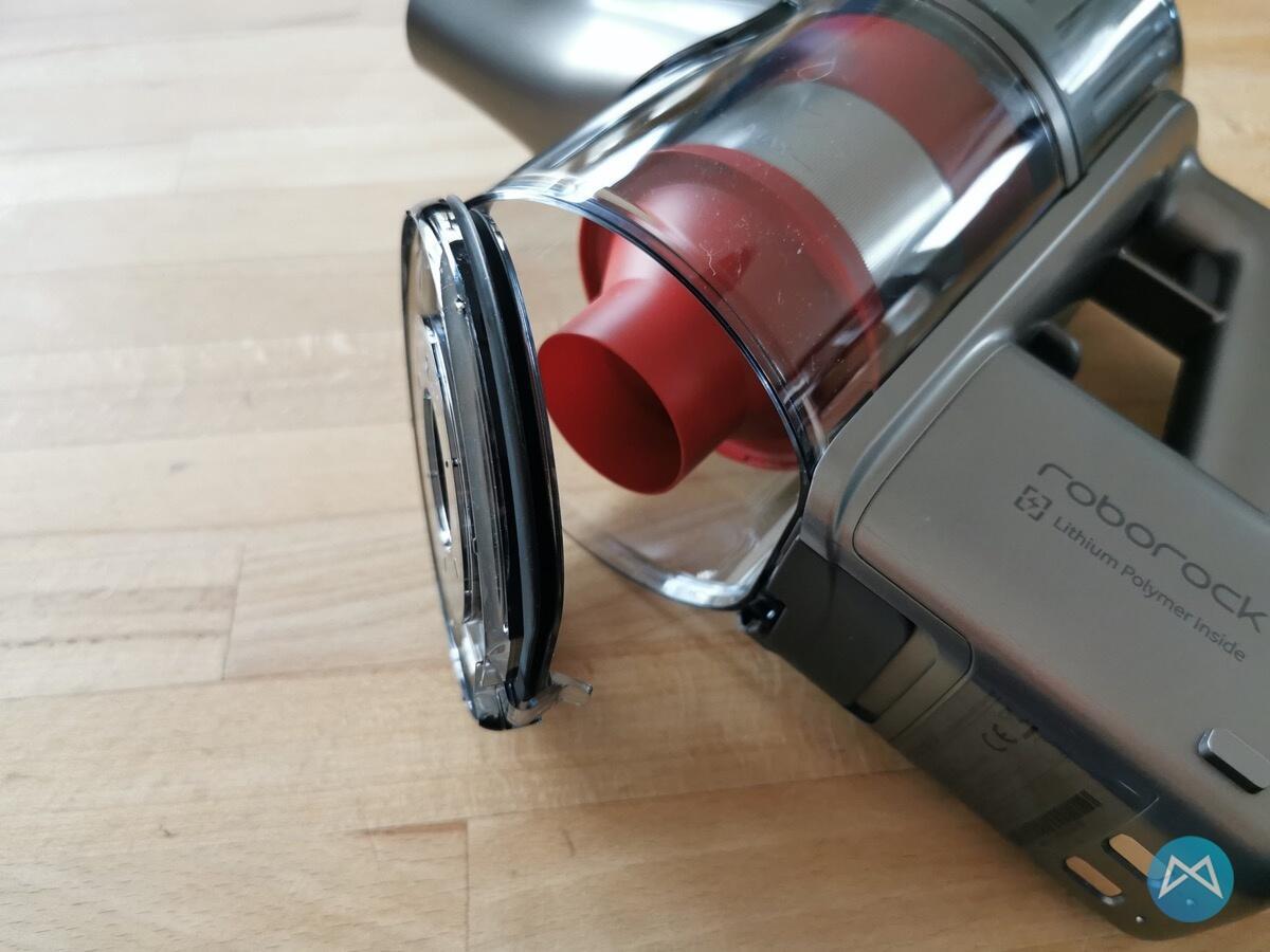 Roborock H6 Akku Handstaubsauger Filter