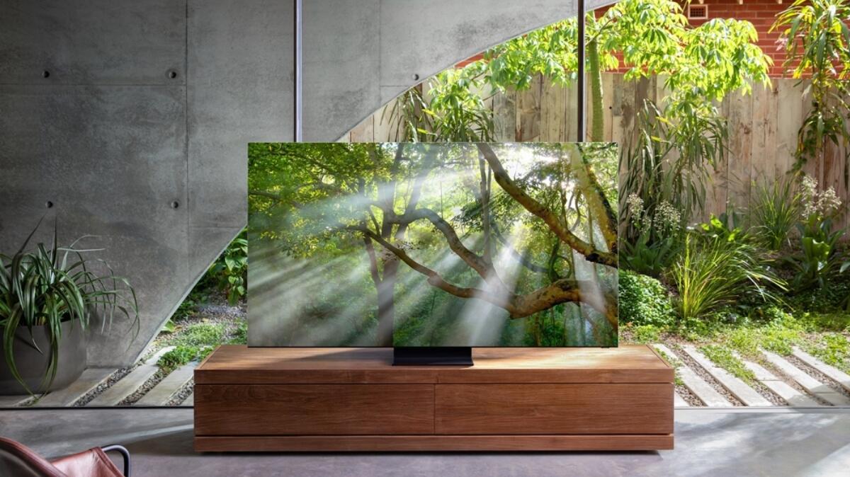 Samsung Q950ts1 Qled 2020 Bild1