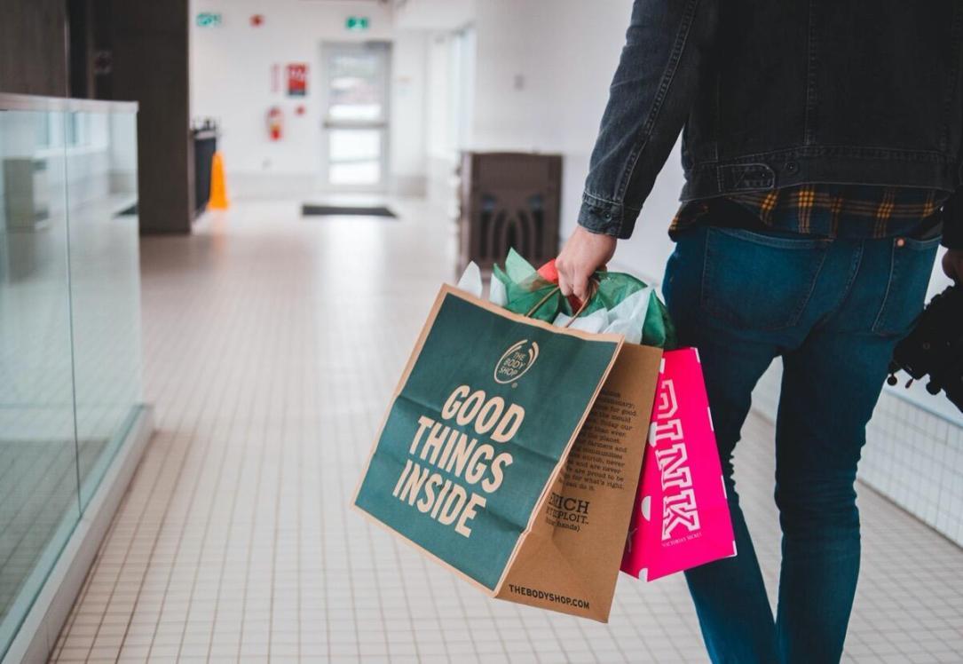 Shopping Einkauf