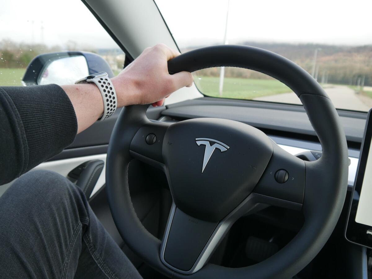 Tesla Model 3 Test15