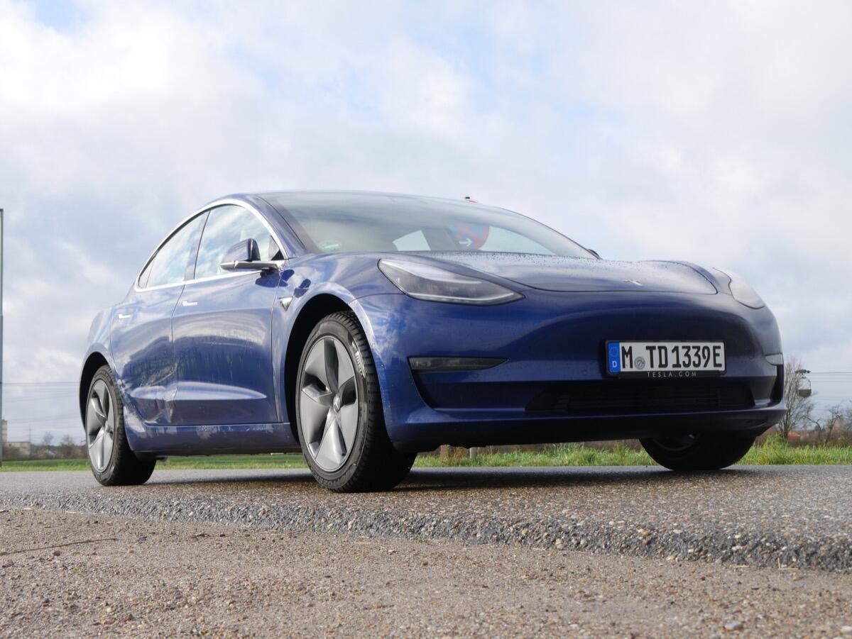 Tesla Model 3 Test17