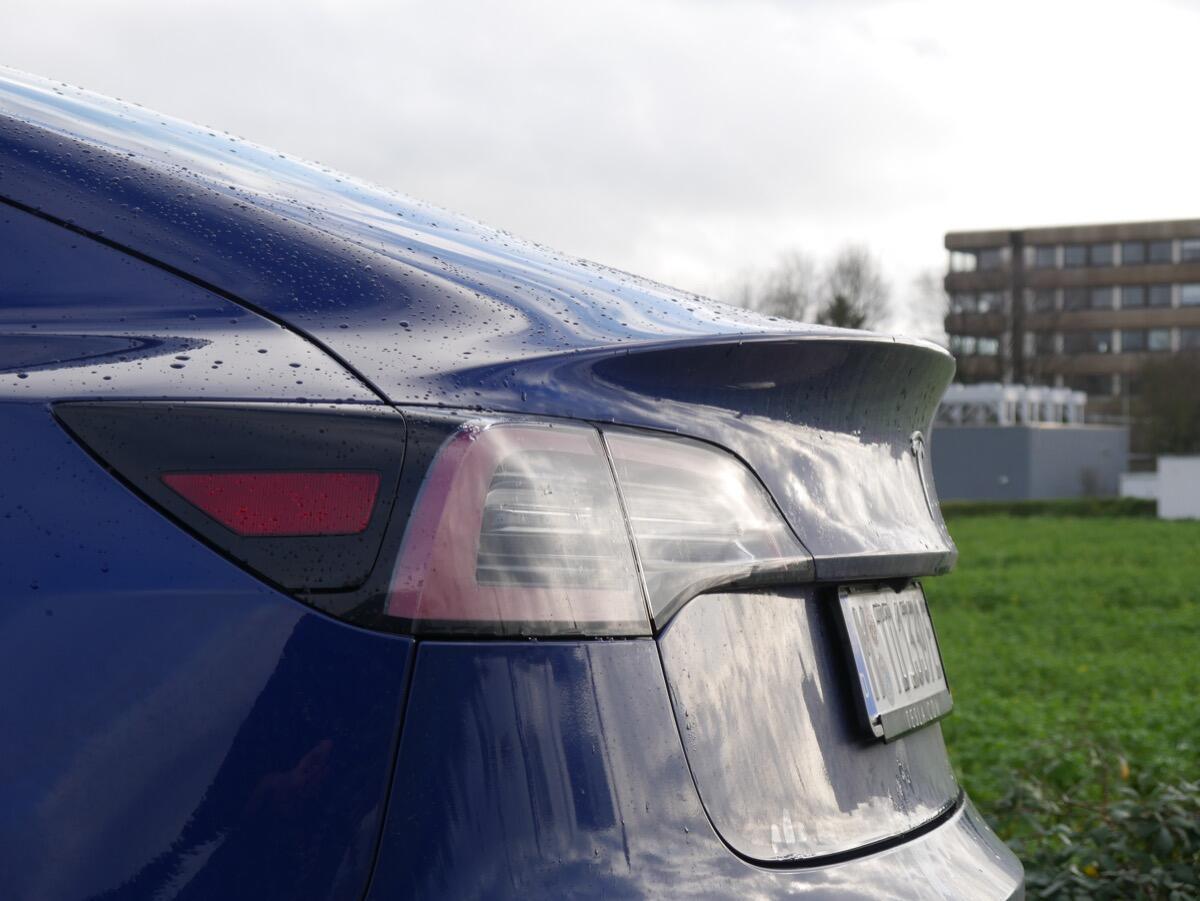 Tesla Model 3 Test4
