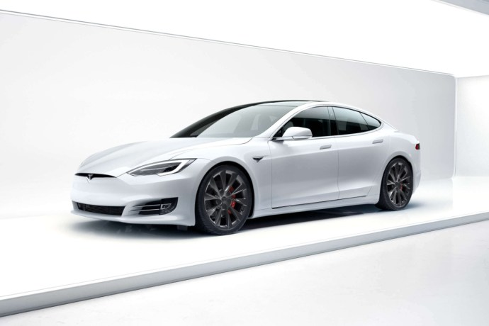 Tesla Model S Bw Header