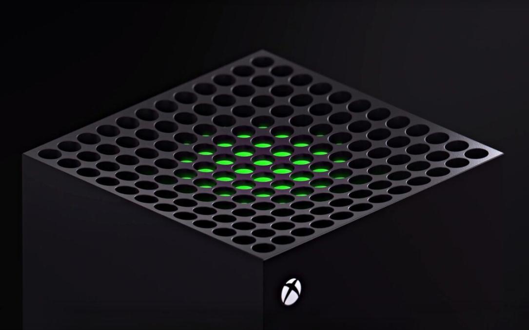 Xbox Series X 2020 Header