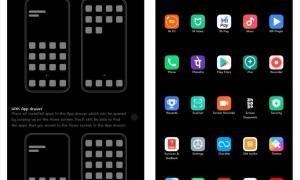 Xiaomi Miui 11 App Drawer
