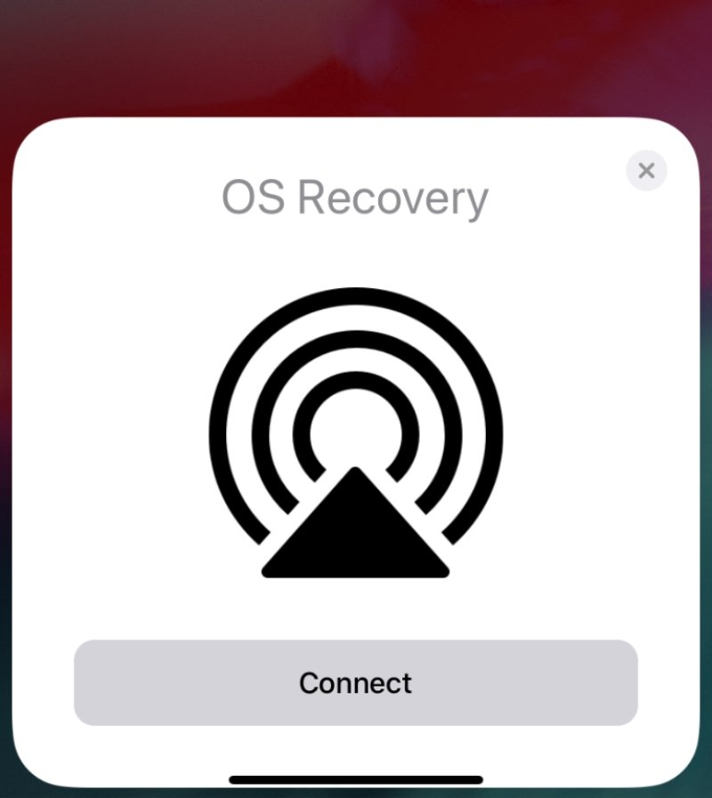 Apple Os Recovery