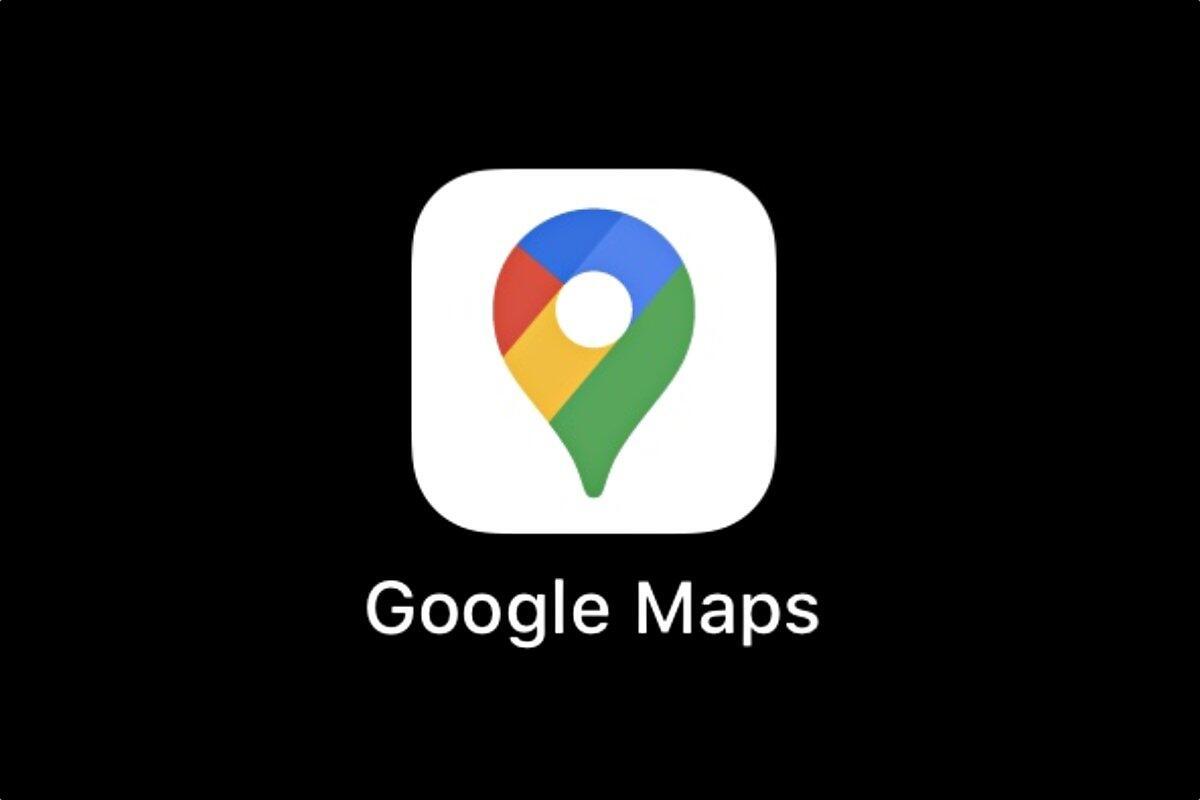 Google Maps Icon Logo