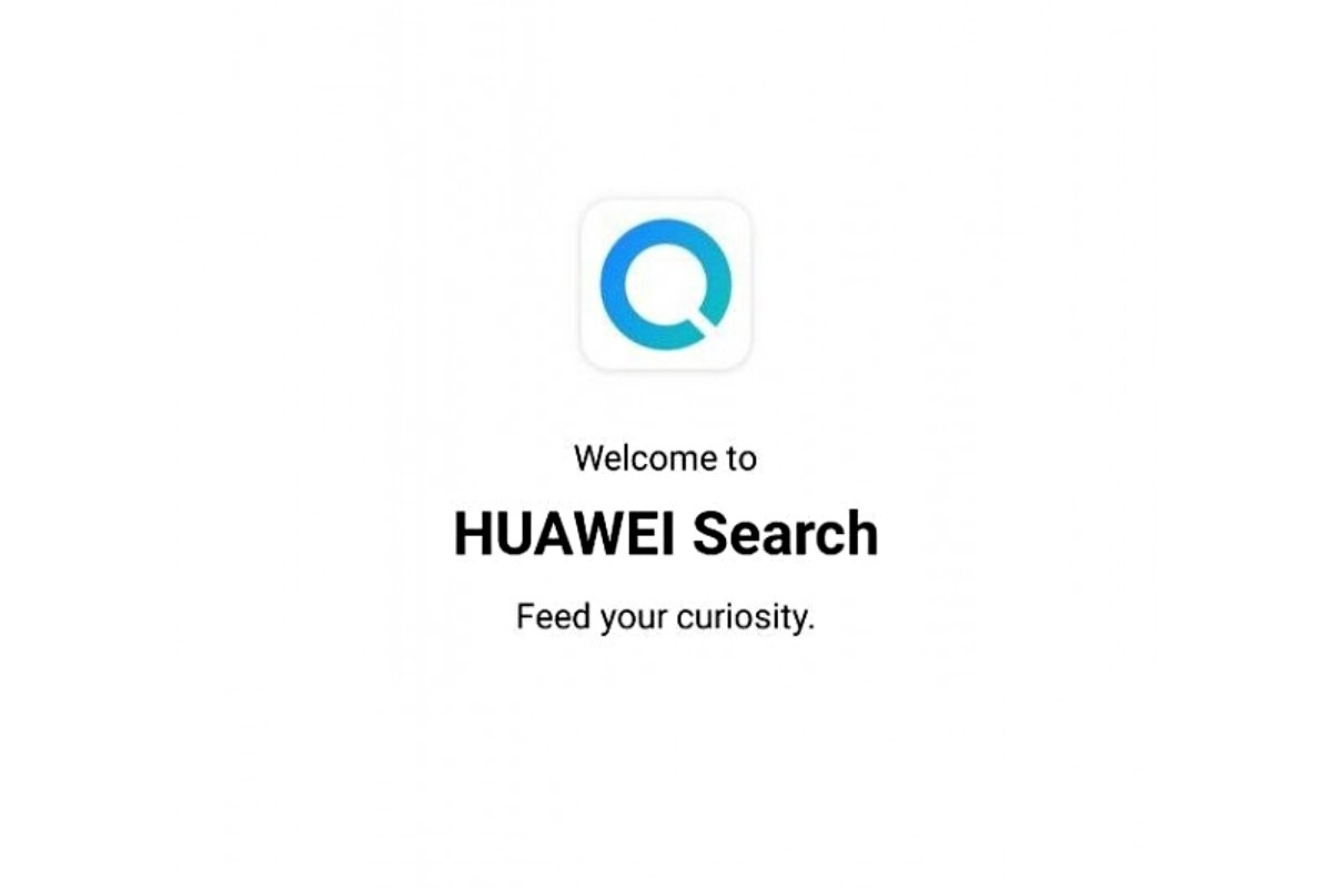 Huawei Search App