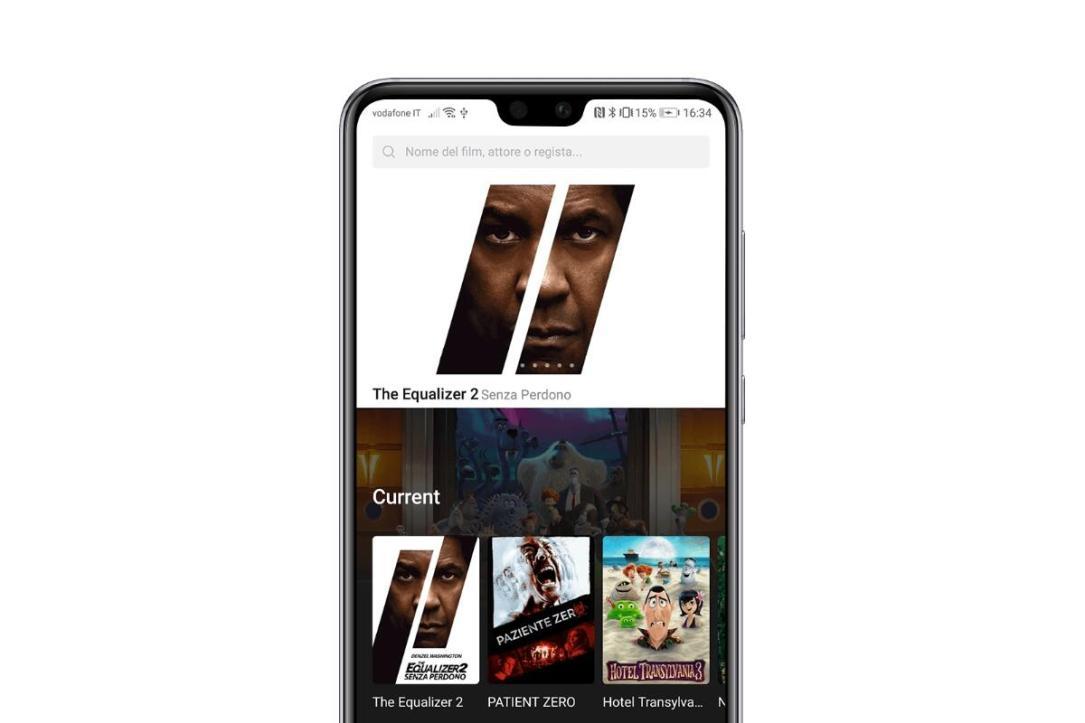 Huawei Video Header