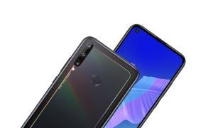 Huawei Y7p P40 Lite E