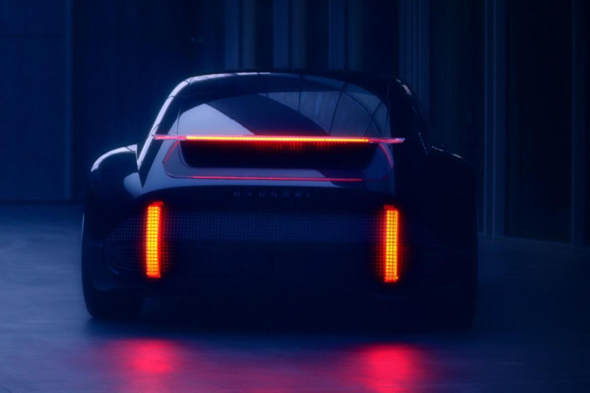 Hyundai Prophecy Genf 2020 Konzept