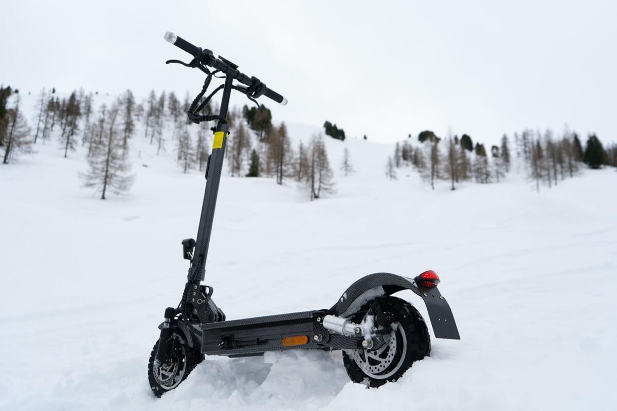 Io Hawk E Scooter 5