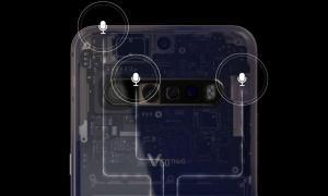 Lg V60 Leak Header