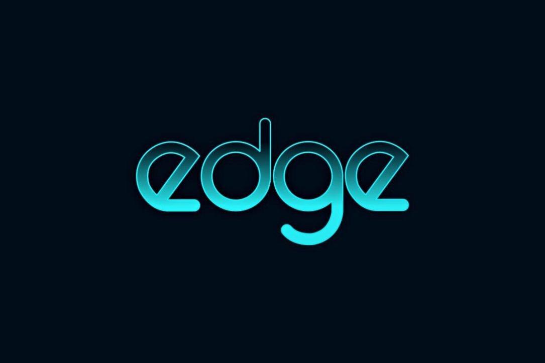 Motorola Edge Logo Header