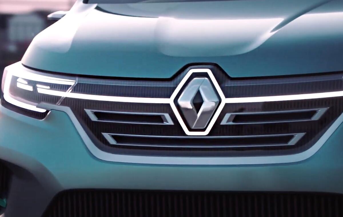 Renault Kangoo Konzept Logo