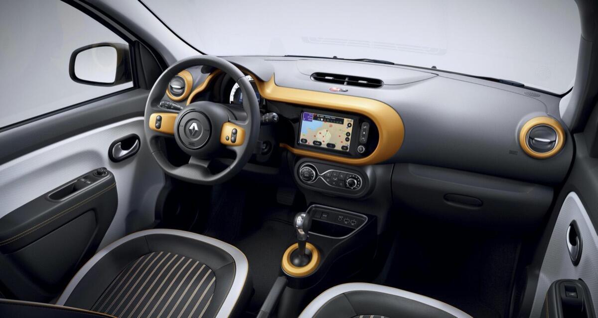 Renault Twingo Z.e. 5