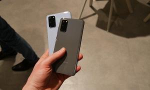 Samsung Galaxy 20 Ultra Eindruck2