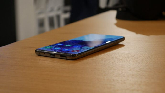 Samsung Galaxy 20 Ultra Eindruck4