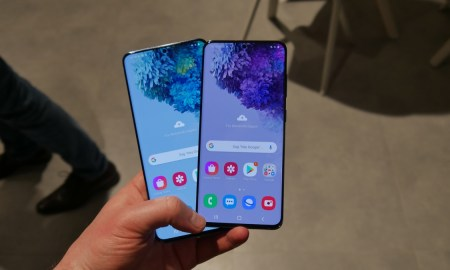 Samsung Galaxy 20 Ultra Eindruck7